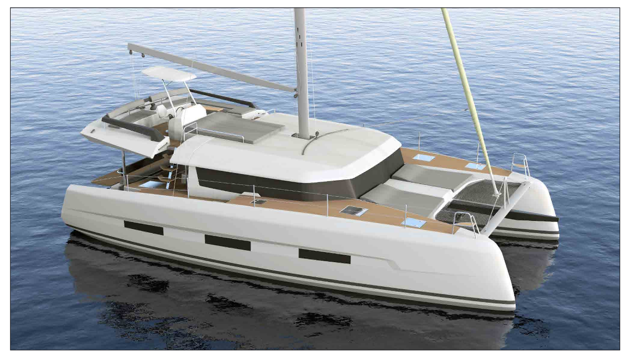 Dufour 48 Catamaran, MAKE ME YOURS