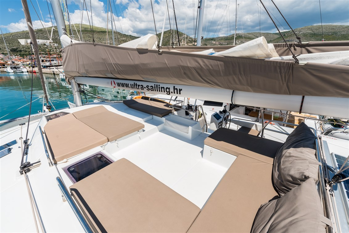 Fountaine Pajot Saba 50, Sunshine Reggae
