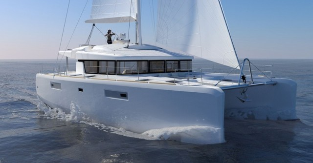 Lagoon 52 Largo Winch CREWED