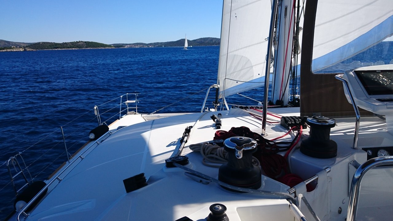 Lagoon 560 S2, Eagle of Norway (Crewed)