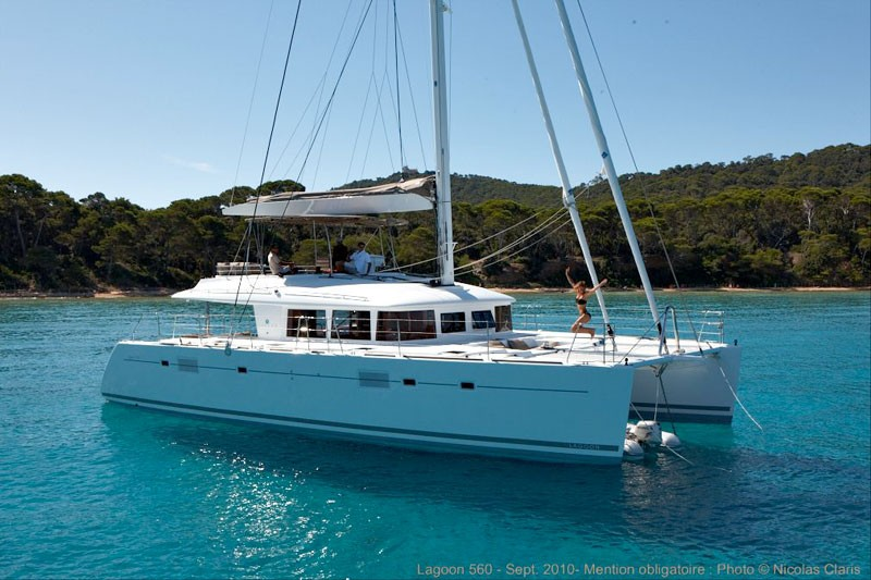 Lagoon 560, Sea Bliss