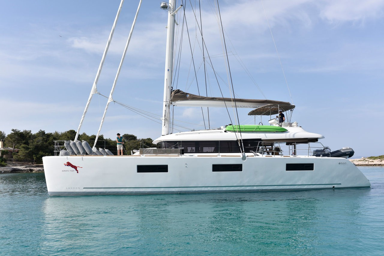 Lagoon 620, ADRIATIC TIGER