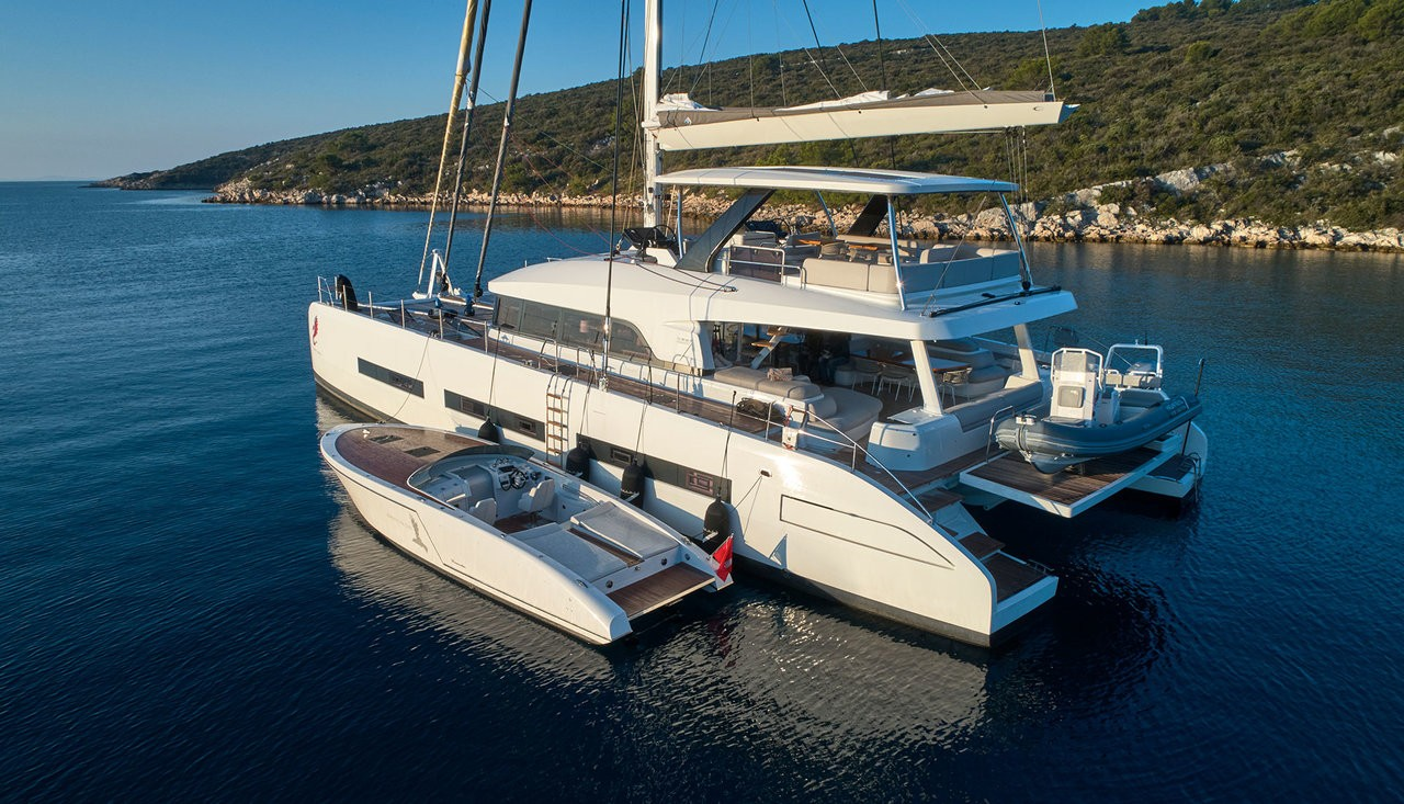 Lagoon 77, ADRIATIC DRAGON